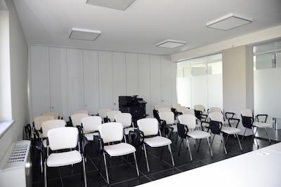 Sala riunioni Basilicata service